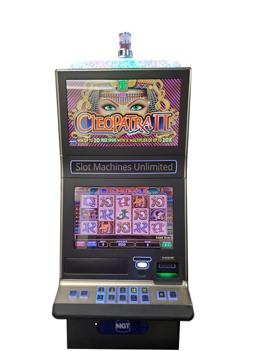 Cleopatra 2 IGT Slot Machine