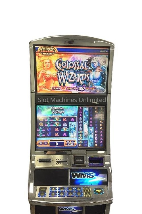 Colossal Wizards Williams Slot machine
