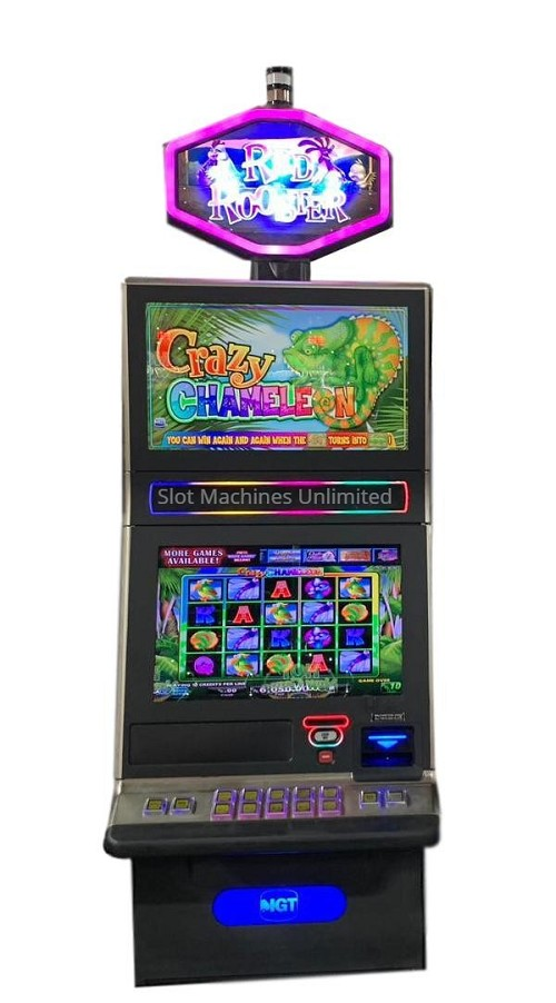 Crazy Chameleon IGT Slot machine