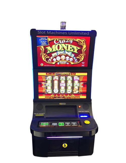 Crazy Money IT Slot Machine