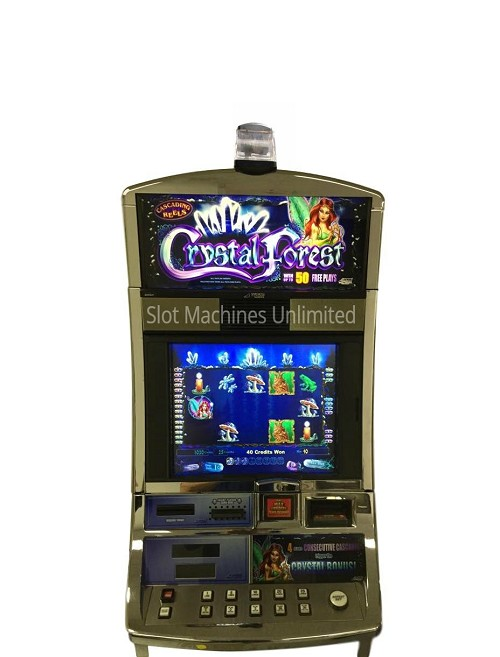 Crystal Forest Williams Slot Machine