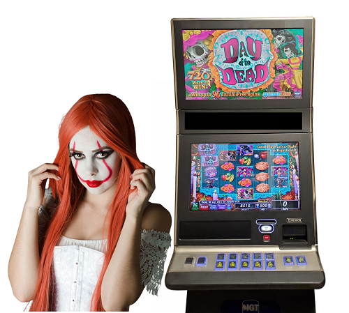 IGT G23 Day of the Dead Slot Machine
