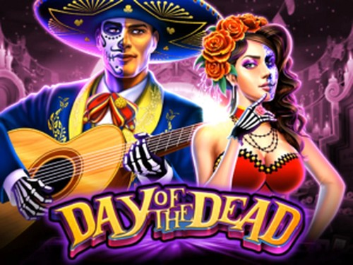 Day of the Dead Game by IGS - VGA 25 Liner