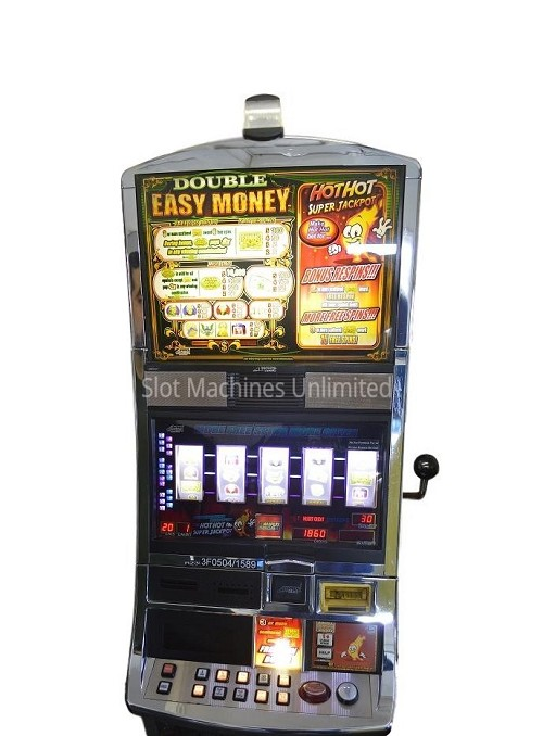 Double Easy Money Williams Slot Machine