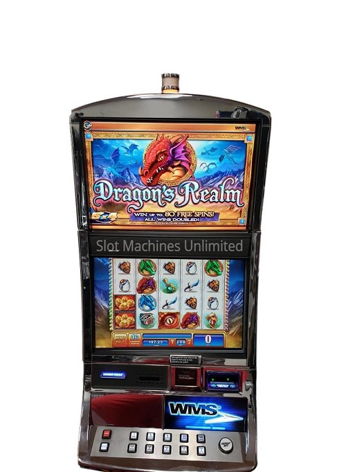 Dragon's Realm Williams Slot Machine