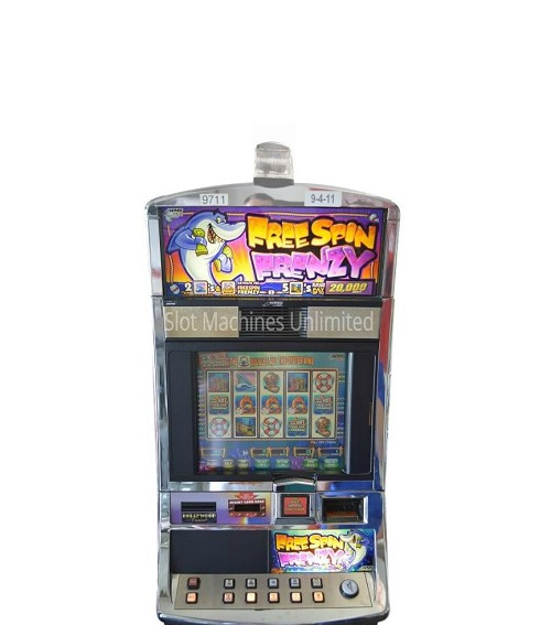 Free Spin Frenzy Williams Slot machine