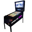 "FUTURE PIN 2000 VIRTUAL PINBALL 2030 Classic Games 2 Player Virtual Pinball Machine with 42"" LCD Monitor"