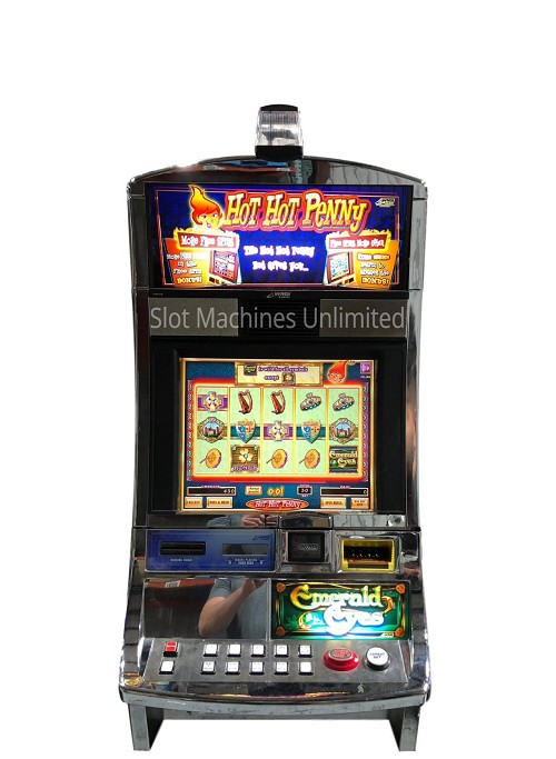 Hot Hot Penny Williams Slot machine