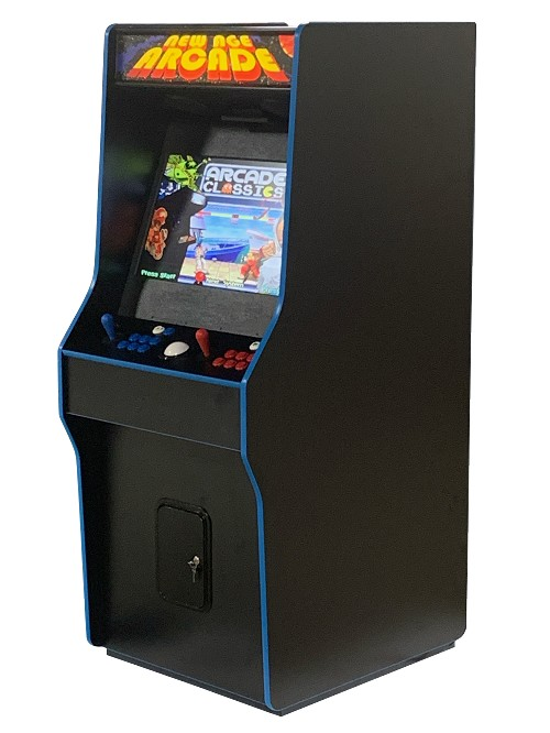 NEW AGE ARCADE ULTIMATE DK Arcade Machine! (2-player) (5,000+ Games In One)