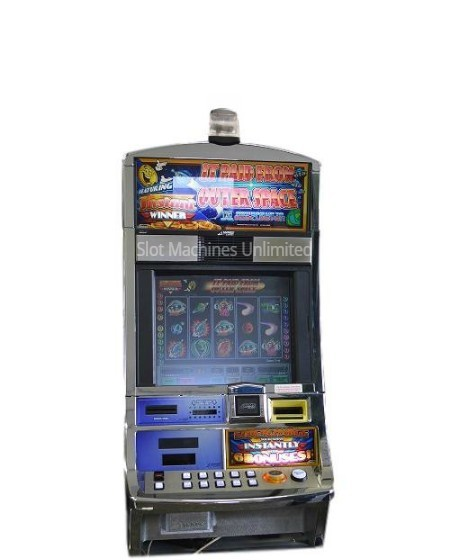 It Paid From Outer Space Williams Slot Machine