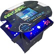 "1,162 Classic Games 3 Sided 2 Player Cocktail Arcade Machine with 26"" LCD Monitor"