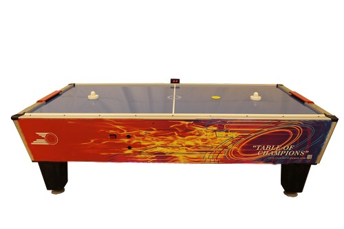 Gold Star Games Gold Pro Air Hockey Table 8HGF-WO2-TRS-NL