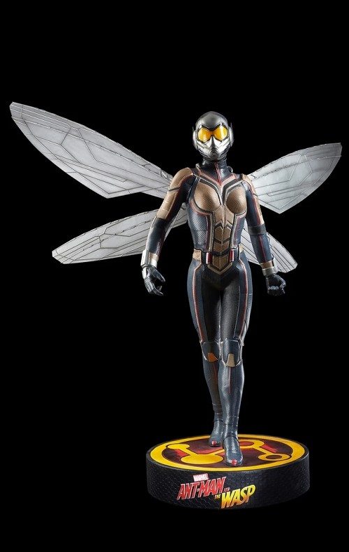 "ANT-MAN & THE WASP - ""WASP"" LIFE-SIZE STATUE"