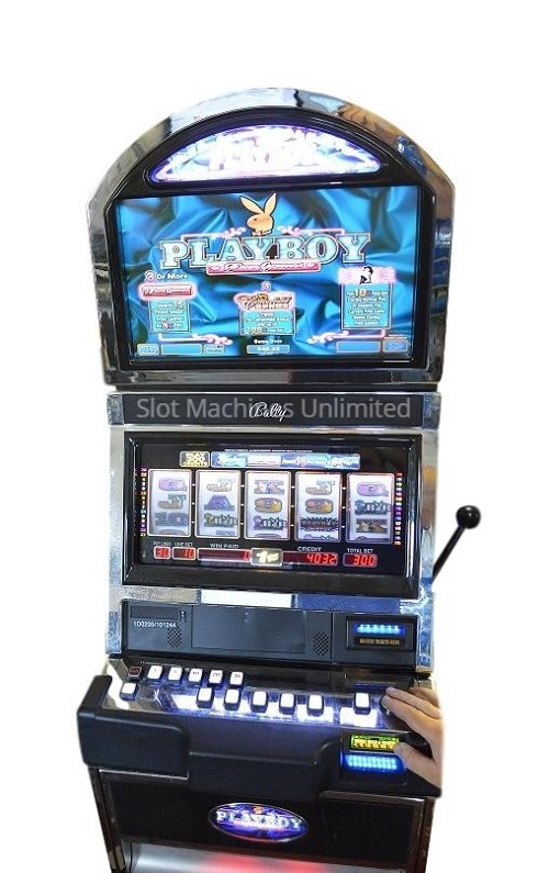 Playboy Bally Slot Machine