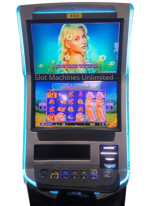 Lady Godiva Williams Slot machine