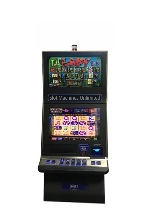 Lil Lady IGT Slot Machine