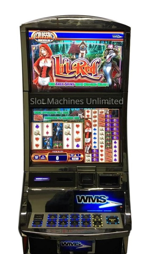 Lil Red Williams Slot Machine