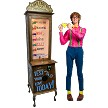 Love Tester Novelty Arcade Machine