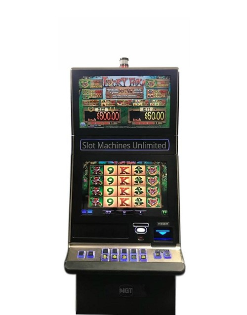 Lucky Fox IGT Slot Machine