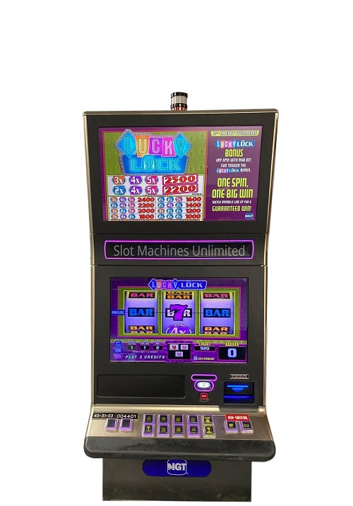 Lucky Lock IGT Slot Machine