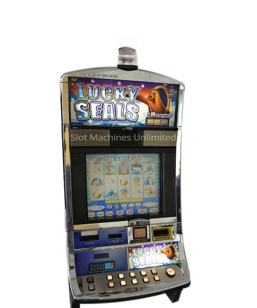 Lucky Seals Williams Slot Machine