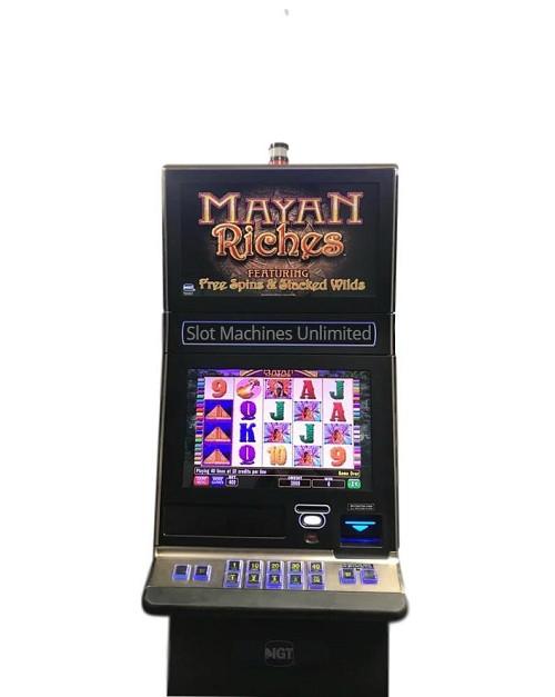 Mayan Riches Slot Machine
