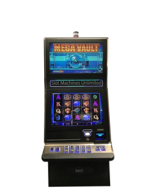Mega vault slot machine locations