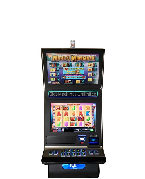 Mighty Mammoth IGT Slot Machine