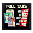 Pull Tab Dispenser - 4 Column - Table Top