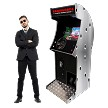 RACINGCADE Upright 129 Games I n One
