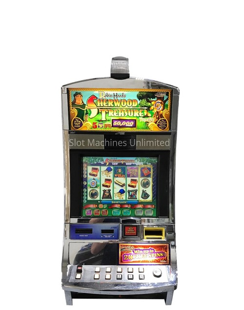 Robin Hood's Sherwood Treasure Williams Slot machine