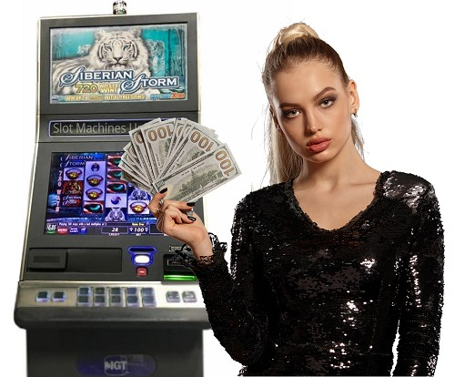 Siberian Storm IGT Slot Machine