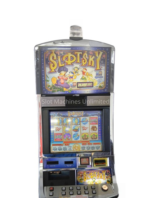 Slotsky Williams Slot Machines