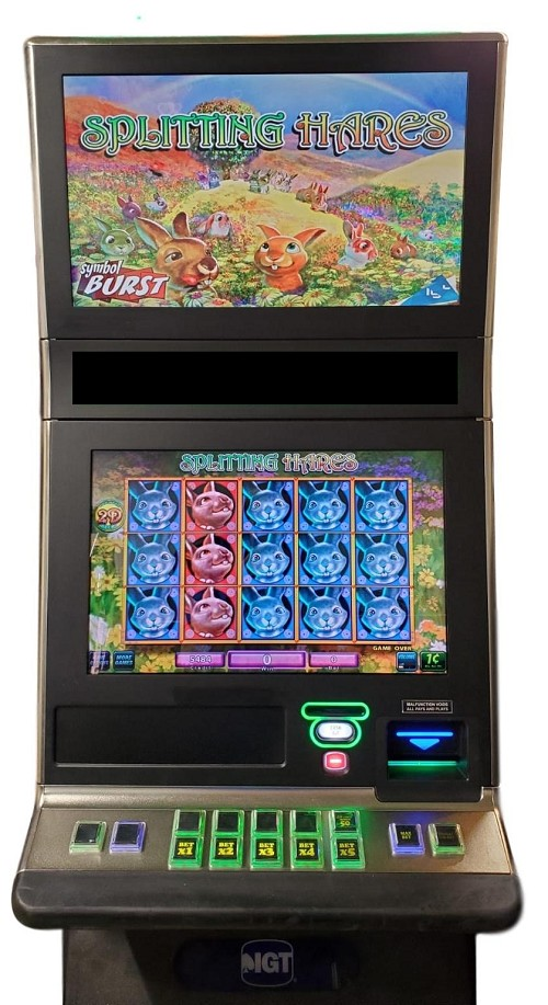 IGT G23 A Splitting Hares Slot Machines