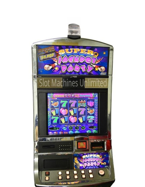 Super Jackpot Party Williams Slot machine