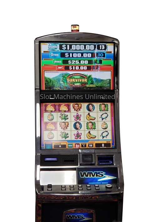 Survivor Williams Slot Machine