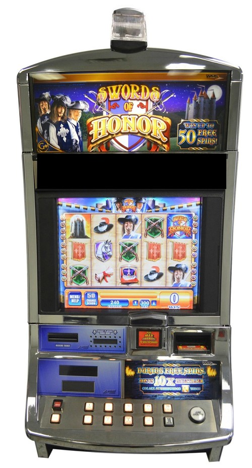 Swords of Honor Slot Machine