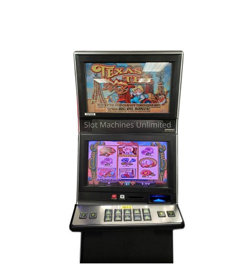 Texas Tea IGT Slot machine