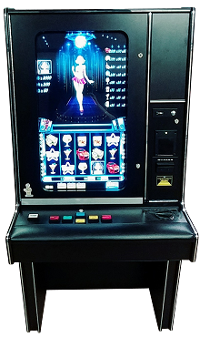 "MULTI-LINE & CHERRY MASTER STYLE MACHINE w/ Large 32"" VERTICAL SCREEN!"