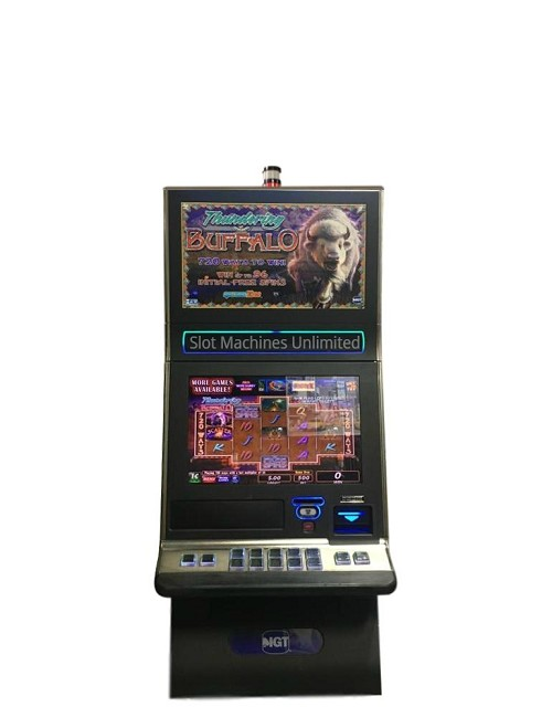 Thundering Buffalo IGT Slot machine