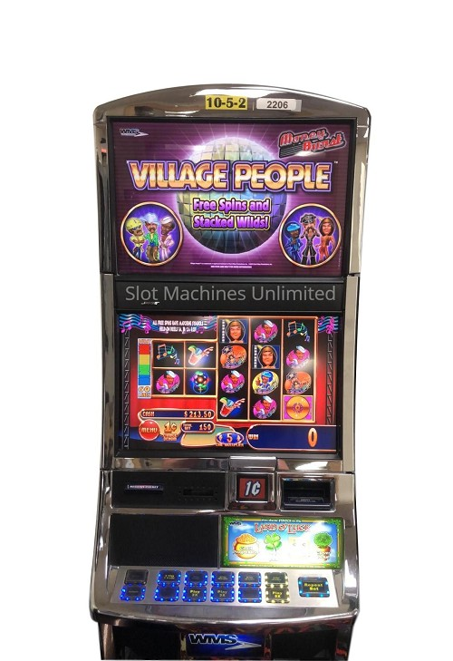 Village People Williams Slot Machine