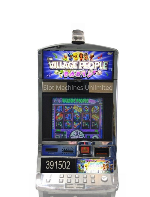 Village People Party Williams Slot machine
