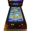 FUTURE PIN 2000  Virtual Video Pinball machine w/2030 Games!