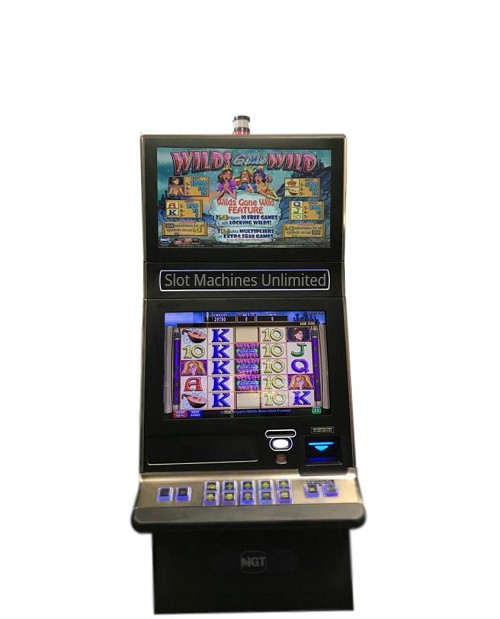 Wilds Gone Wild iGT Slot Machine